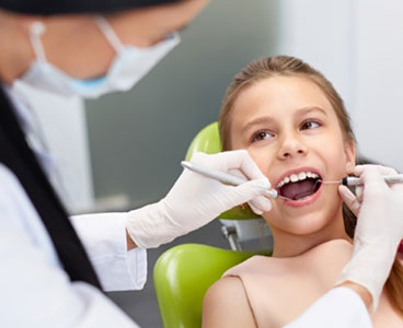 pediatric dentist Castle Pines