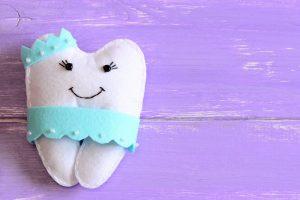 plush tooth fairy